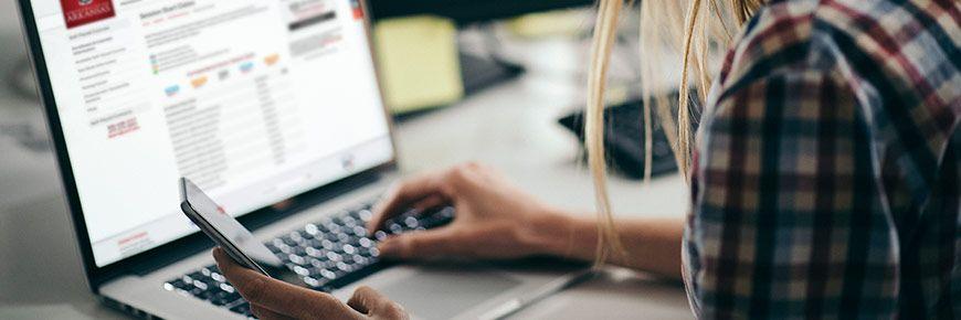 como fazer curso online