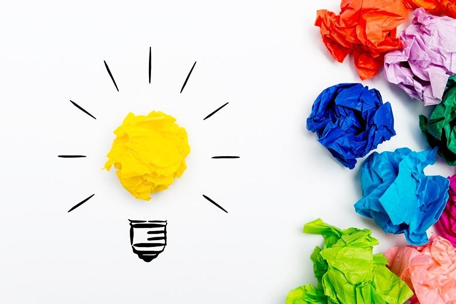Maneiras de ter idéias criativas e inovadoras