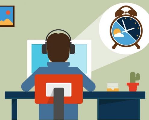 Usando aulas ao vivo para aprimorar o seu curso Online