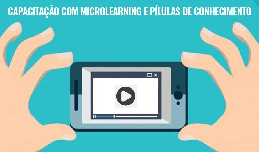 Microlearning e Pílula de conhecimento